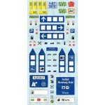 Decals f�r Dioramen 1:87