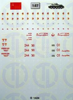 WK II - UdSSR 1:87