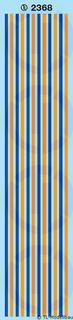 Zierstreifen für Deutrans-Fahrzeuge 1:87