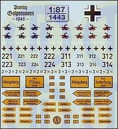 Wehrmacht »Schwere Panzerabteilung 505« 1:87