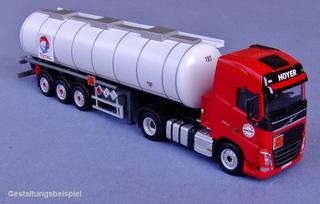 Tankwagen-Herstellerschriftzüge 1:87