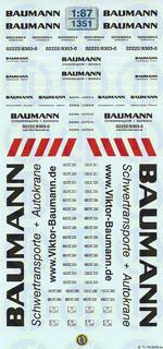 Baumann, Bonn 1:87