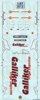 Galliker »Frigo Logistics« Schweiz 1:87