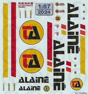 Alaine, Frankreich 1:87