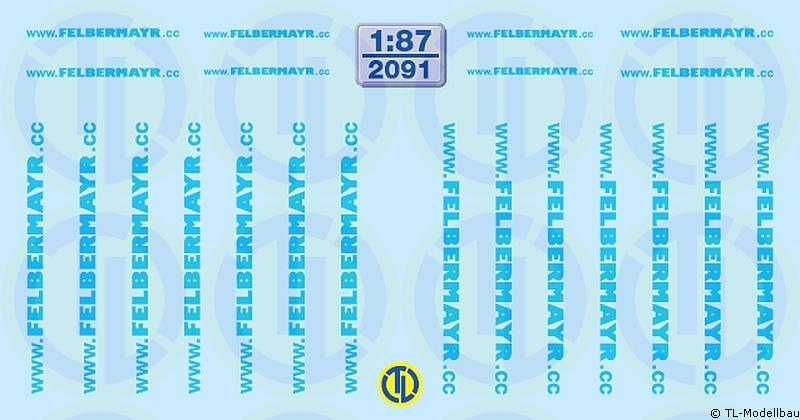 6132 Decals Bautrans//Felbermayr 1:50
