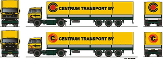 Centrum Transport BV - NL 1:87