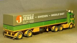 Speditions AB Jerre, Schweden 1:87