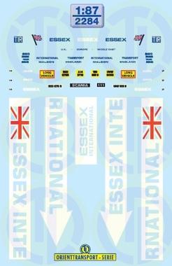 Essex International., GB 1:87