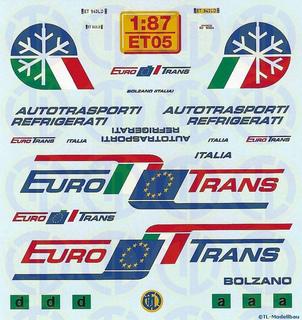 EUROTRANS - Italien 1:87