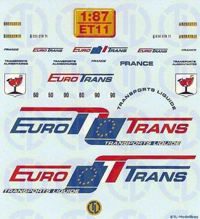 EUROTRANS - France 1:87