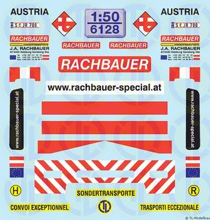 Rachbauer Special, Österreich 1:50