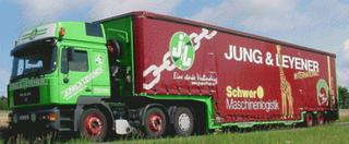 Jung & Leyener, Deutschland 1:87