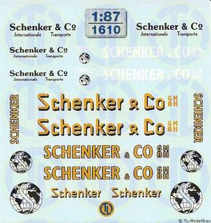 Schenker & Co GmbH 1:87
