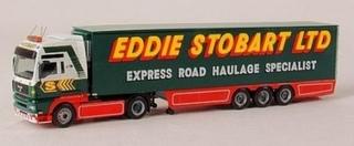 Eddie Stobart, Grossbritannien 1:87