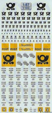 Deutsche Bundespost 1:87