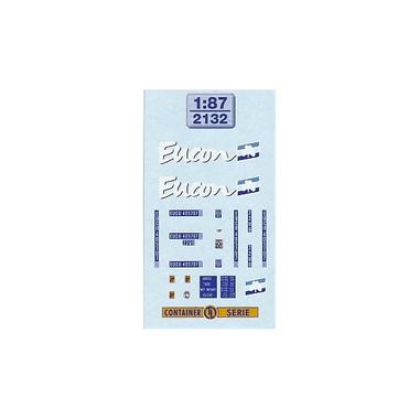 Eucon - Beschriftung 1.87