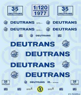 35 Jahre Deutrans 1:120