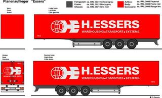 H. Essers Warehousing .... 1:87