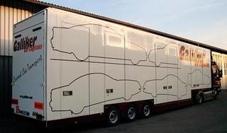 Galliker »Car Logistics« Schweiz 1:87