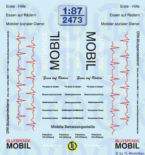 Mobile Betreuungsstellen 1:87