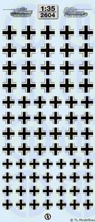 Wehrmacht »Balkenkreuze« 1:35