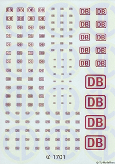 Deutsche Bahn AG - Lichtgrau/Orientrot