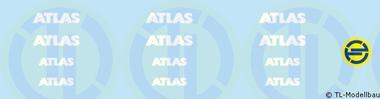 Atlas Beschriftungen 1:87