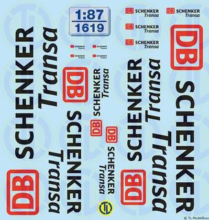 DB Schenker Transa 1:87