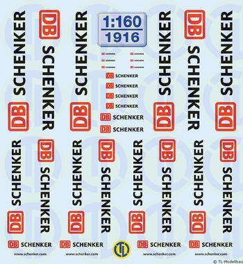 DB Schenker 1:160