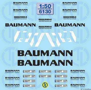 Baumann, Bonn 1:50