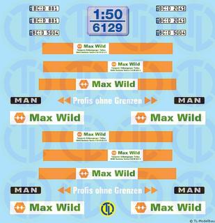 Max Wild, Berkheim 1:50