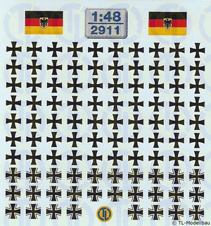 Bundeswehr - Eiserne Kreuze 1:48