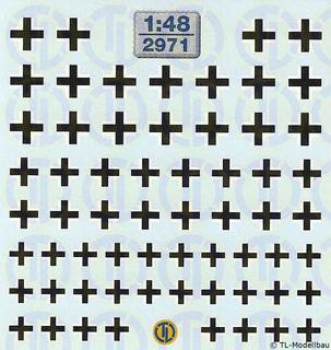 Wehrmacht »Balkenkreuze« 1:48