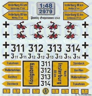 Schwere Panzerabteilung 505 - 1:48