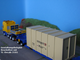 Transportkisten-Beschriftungen 1:87