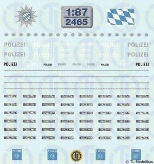 Polizei München 1:87