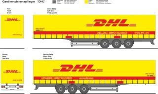 DHL-Beschriftungen 1:87