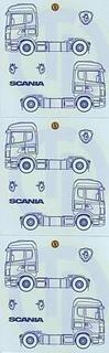 Scania Dekore 1:87