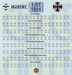 Bundeswehr - Marine 1:87