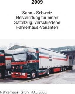 Senn, Schweiz 1:87