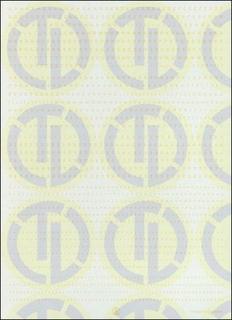 Zahlen und Buchstaben - Hellelfenbein