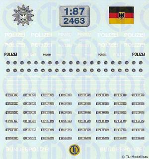Bundespolizei 1:87